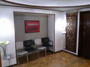 Foto hall despacho